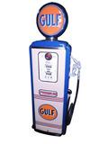 1952 GULF OIL GAS PUMP