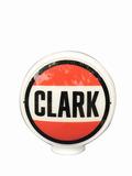 1950S CLARK OIL GAS PUMP GLOBE