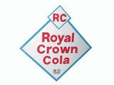 CIRCA 1960 ROYAL CROWN COLA SIGN
