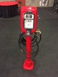 ADDENDUM ITEM -  PHENOMENAL 1950S ECO SERVICE STATION AIR METER FULLY RESTORED WITH AIR/WATER SERVIC