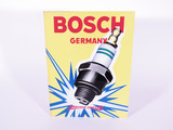 1960S BOSCH GERMANY TIN SIGN