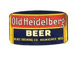 CIRCA 1930S-40S OLD HEIDELBERG BEER TIN SIGN