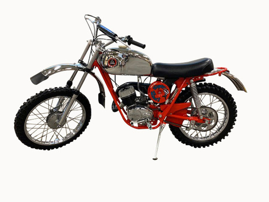 1973 HODAKA DIRT SQUIRT MOTORCYCLE