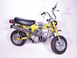 Cool 1973 Honda Trail CT 70 mini bike.