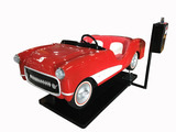 1950S CORVETTE COIN-OPERATED KIDDIE RIDE