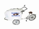 VINTAGE GOOD HUMOR ICE CREAM VENDOR'S BICYCLE