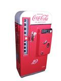 1950S COCA-COLA COIN-OPERATED SODA MACHINE