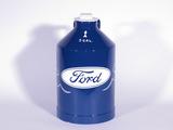 1920S-30S BULK OIL/GAS CAN IN FORD REGALIA