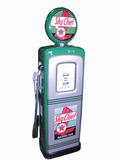 1952 TEXACO OIL SKY-CHIEF GASOLINE MARTIN AND SCHWARTZ GAS PUMP