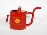 CIRCA 1940S SHELL OIL WATER/RADIATOR SERVICE CAN