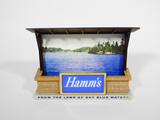 EARLY 1960S HAMM'S BEER LIGHT-UP SIGN
