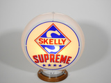 1950S SKELLY SUPREME GAS PUMP GLOBE