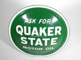 QUAKER STATE MOTOR OIL THREE-DIMENSIONAL SIGN