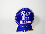 1950S PABST BLUE RIBBON BEER THREE-DIMENSIONAL LIGHT-UP SIGN