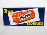 1950S HOLSUM BREAD EMBOSSED TIN SIGN