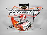 BUDWEISER/NASCAR NEON SIGN