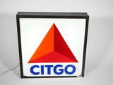 VINTAGE CITGO GASOLINE LIGHT-UP SIGN