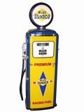 CIRCA 1948 SUNOCO OIL BENNETT MODEL #756 GAS PUMP