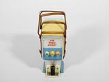 Late 1960s-early 1970s Pepsi-Cola fountain dispenser shaped transistor radio.