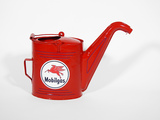 1930S-40S MOBILGAS WATER/RADIATOR SERVICE CAN