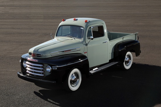 1950 MERCURY M47 PICKUP
