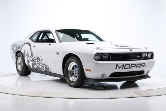2010 DODGE CHALLENGER DRAG PAK RACE CAR