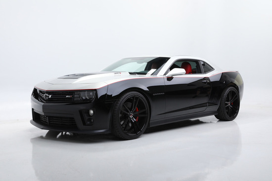 2013 CHEVROLET CAMARO ZL1 CUSTOM COUPE
