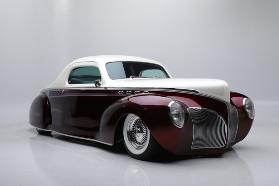 1941 LINCOLN ZEPHYR CUSTOM COUPE