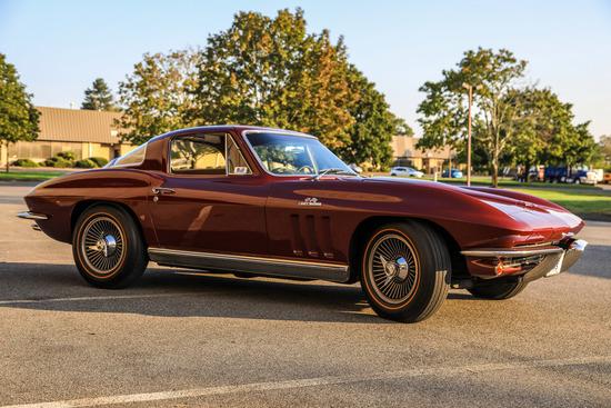 1966 CHEVROLET CORVETTE 427/390