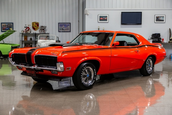 "1970 MERCURY COUGAR ELIMINATOR ""BOSS"""