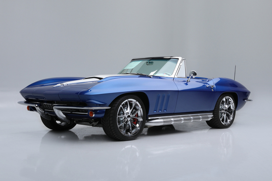 1966 CHEVROLET CORVETTE CUSTOM CONVERTIBLE