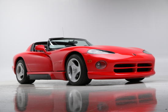 JOHN ELWAY'S 1992 DODGE VIPER RT/10 ROADSTER