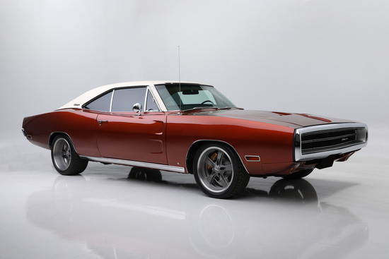 1970 DODGE CHARGER CUSTOM COUPE
