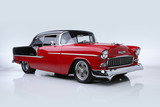 1955 CHEVROLET BEL AIR CUSTOM COUPE