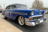 1956 CHEVROLET BEL AIR CUSTOM COUPE