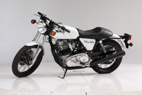 1974 NORTON 850 COMMANDO CUSTOM MOTORCYCLE