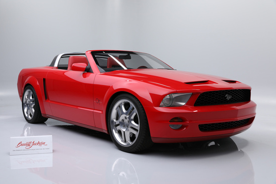 2004 FORD MUSTANG GT CONVERTIBLE CONCEPT