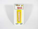 1966 QUENCH SODA TIN THERMOMETER