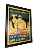 TURN-OF-THE-CENTURY MICHELIN TIRES POSTER