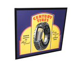 1930S CENTURY TIRES POSTER