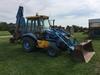 (47A) - JCB Tractor Backhoe