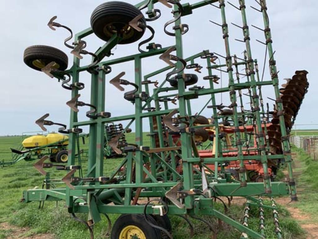 30 ft. Javorsky Field Cultivator w/Harrow