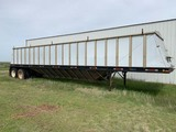 Doonan 45 ft. Aluminum Grain Traile
