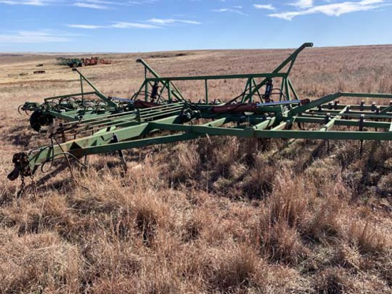 44 ft. Culti-King Field Cultivator