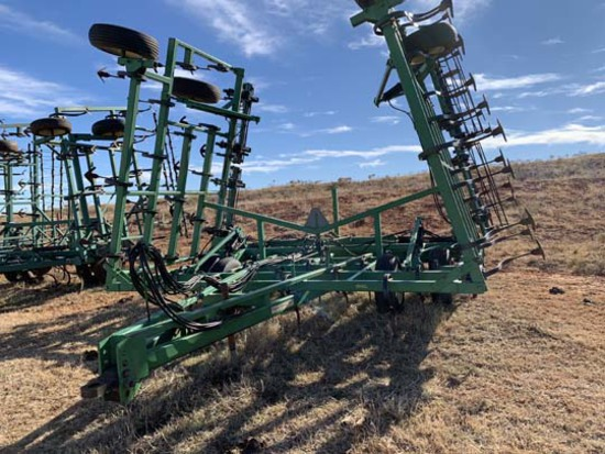 Hidden Valley 35 ft. Field Cultivator w/Rolling Basket
