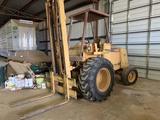 Case 586D Construction King Fork Lift