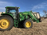 2011 JD 7530 TRACTOR