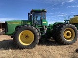 JD 9400 TRACTOR, 24 SP.