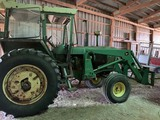 JD 4020 TRACTOR
