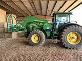 2008 JD 8130 TRACTOR